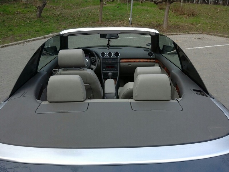 audi a4 cabrio  low cost car hire