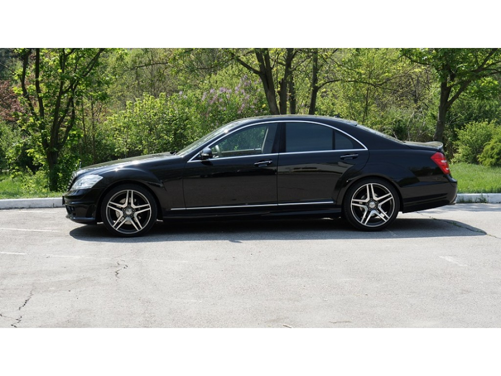 mercedes s-klass amg long rent a car chisinau ieftin