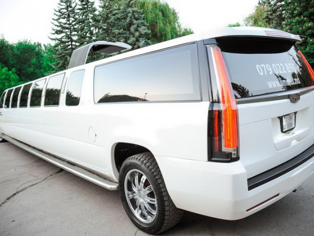 cadillac escalade 2012 hire car prices
