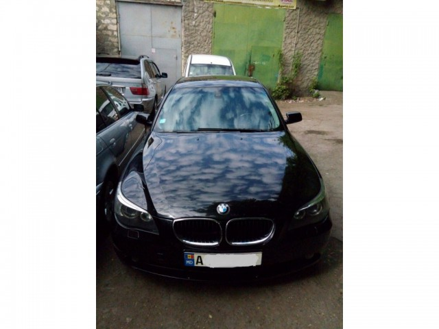 bmw 520 2.5 petrol automatic 2005 rent a car cheap