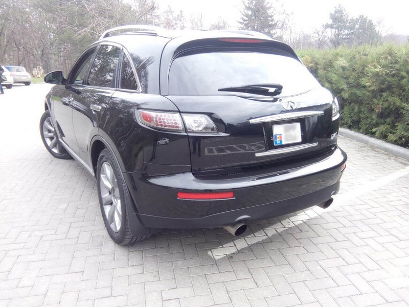 infiniti fx45 cheap rental car deals