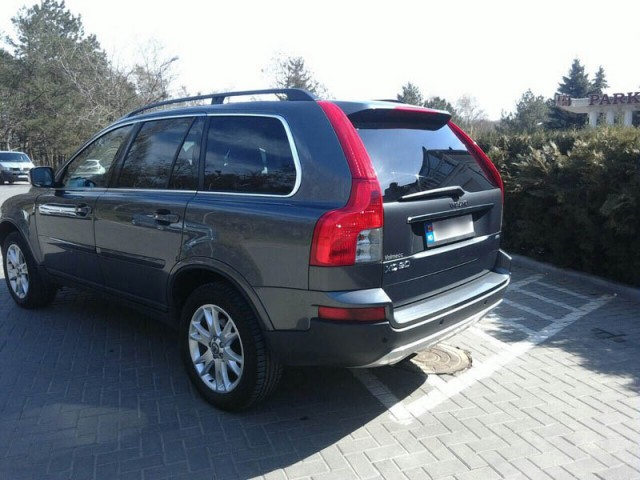 volvo xc90  car rental specials