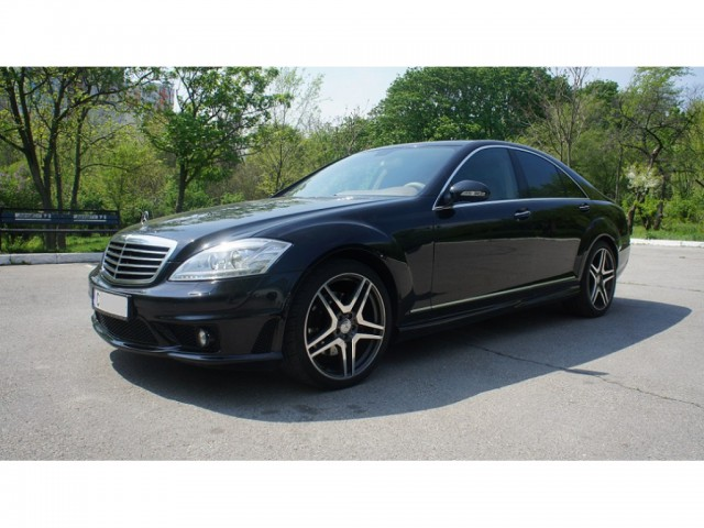 mercedes s-klass amg long car rental